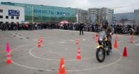 Испытают «змейкой»: мотоциклистам в Беларуси будет сложнее получить права