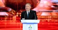 Назарбаев выступил на церемонии закрытия «ЭКСПО-2017»