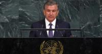 Выступление президента узбекистана Мирзиеева в ООН (ВИДЕО)