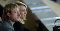 Плющенко и Рудковская обвенчались спустя восемь лет брака