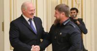 Свершилось: Лукашенко впервые принял Кадырова в Минске