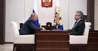 Путин попросил главу РАН курировать советы по ключевым направлениям науки