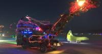 Фестиваль Burning Man: Огненное безумие посреди пустыни