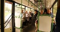 «Добрый автобус» в Москве перевез 1,5 тыс. пенсионеров за месяц