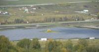 Первую солнечную электростанцию нового поколения открыли в Алтае