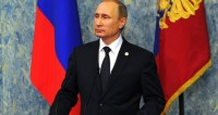 Путин в пятницу выступит на Архиерейском соборе в храме Христа Спасителя