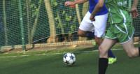 Футбол на «Красной Пресне»: команда «МИРа» сыграла с «Внуково»