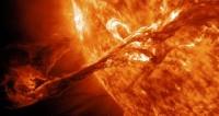 Надвигающийся космический шторм доставит неудобства землянам