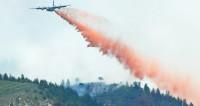 Лесные пожары вновь принесли смерть в Калифорнию