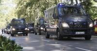 Во время референдума в Каталонии пострадали 400 полицейских