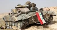 Операция в Сирии: военные отбили атаку террористов в зоне деэскалации