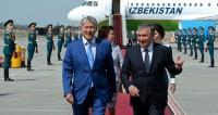 Главы Кыргызстана и Узбекистана обсудят в Бишкеке договор о госгранице