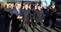 Путину в Ульяновске показали электробусы для Москвы