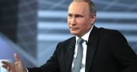Путин принял участие в закладке четырех судов в Приморье