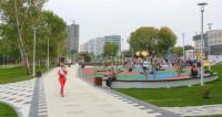 Зеленая зона: на юго-западе Москвы открылся новый парк