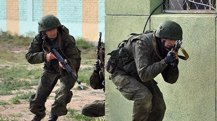 Общие учения сегипетскими десантниками стартовали в Российской Федерации