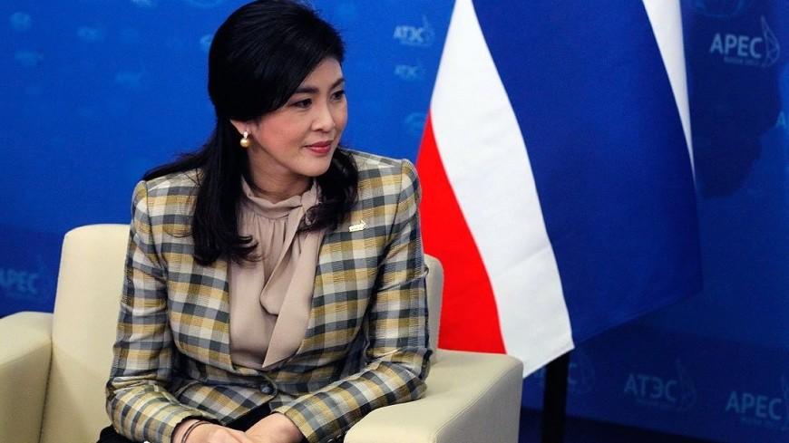 Бывший премьер Таиланда попросила политическое убежище в Британии
