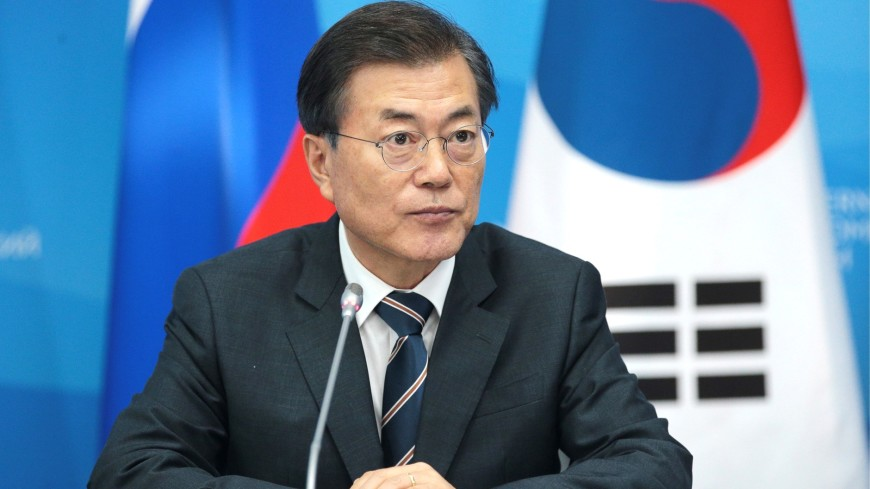 Президент Южной Кореи на ВЭФ сравнил Путина с амурским тигром