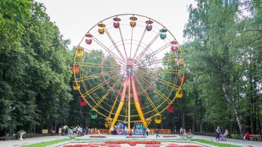 Польские туристы запустили колесо обозрения в Припяти