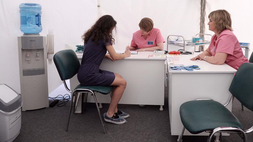 Бутовчане смогут проконсультироваться у врачей вшатре здоровья