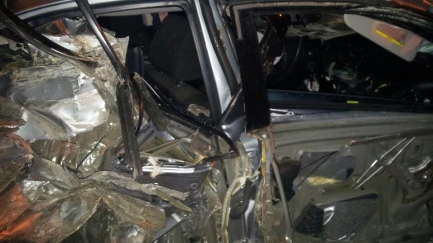 ВОренбурге три человека погибли вДТП
