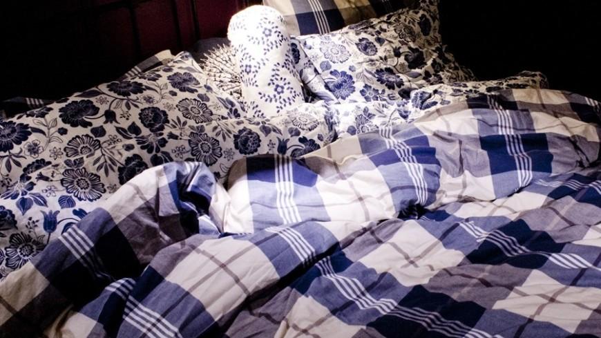 Исследование: Спящие вносках люди неиспытывают трудностей сосном исексом