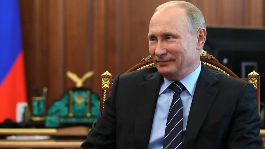 Владимир Путин встретится с основным раввином