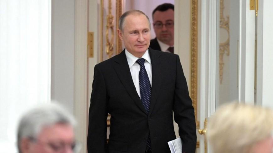 Путин примет участие в неформальной встрече глав государств СНГ