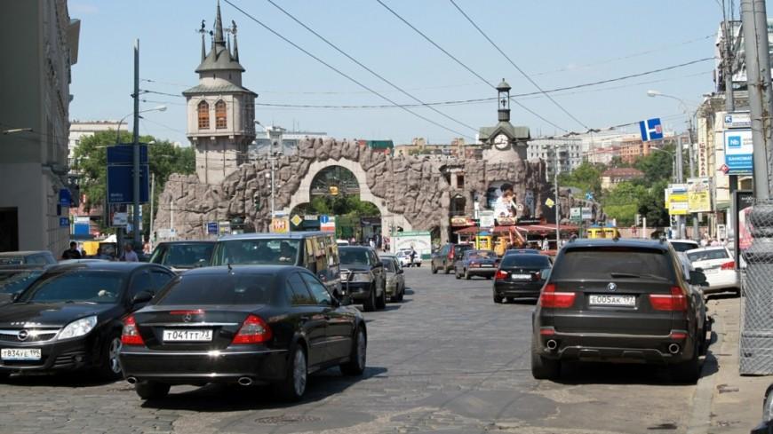 ЦОДД: Дорожного коллапса вовремя ЧМ-2018 в столице России небудет