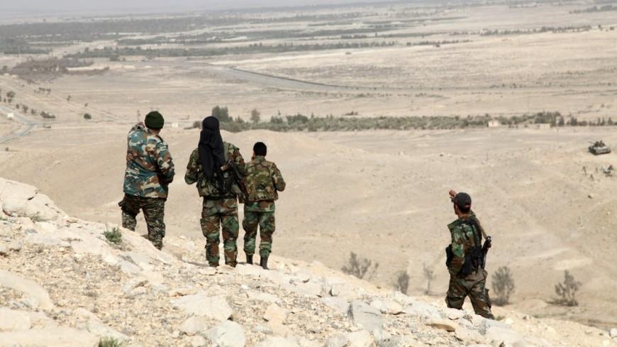 Иракские военные начали освобождать отИГ района Эль-Хавиджа