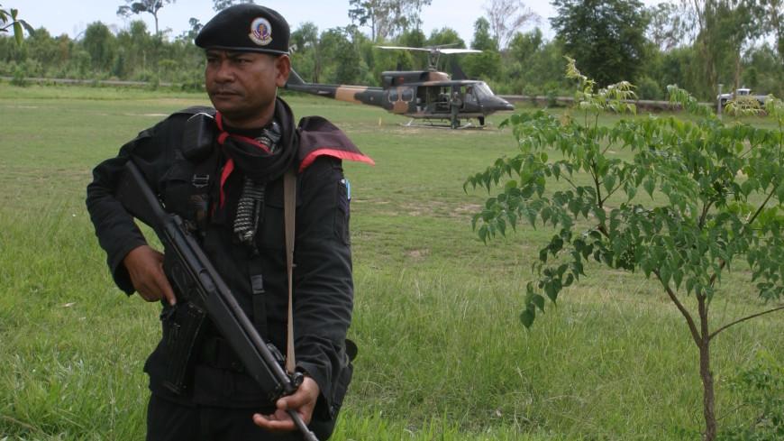 Каждый десятый полицейский Бангкока провалил тест на знание ПДД