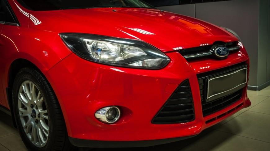 Всередине осени на русском рынке появится газовая версия Форд Focus