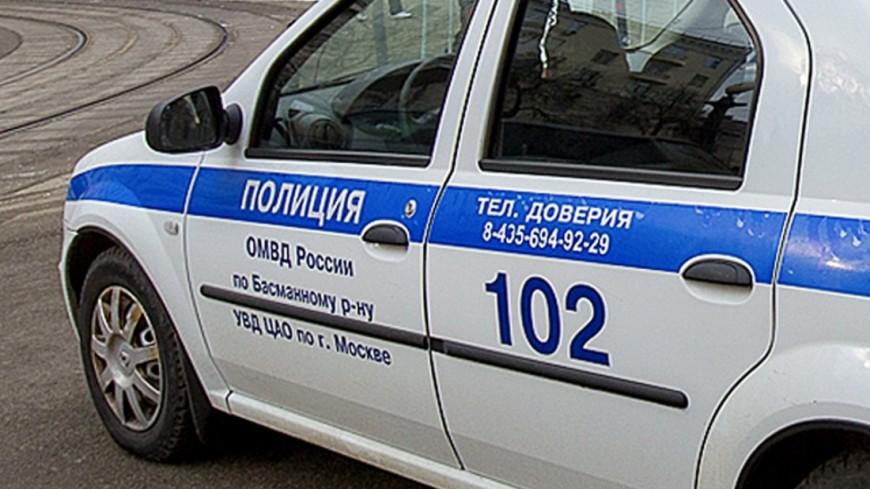 Милиция проверяет бесхозный предмет вТЦ наРублевском шоссе в столицеРФ