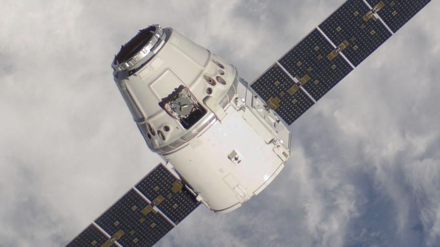 Грузовой корабль Dragon отстыкуется отМКС 17сентября