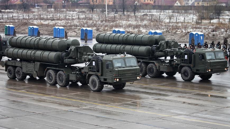 Россия получила от Турции аванс за комплексы С-400