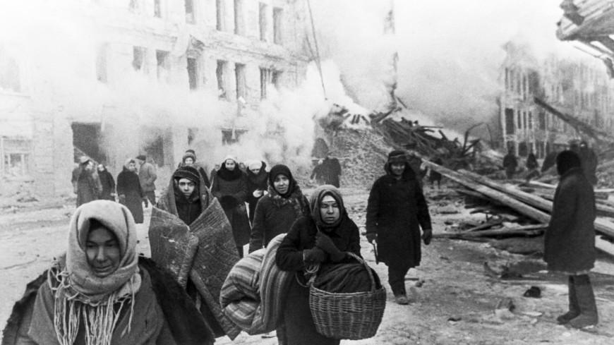 День памяти жертв блокады Ленинграда: варили из клея жидкий кисель и крошили туда хлеб...