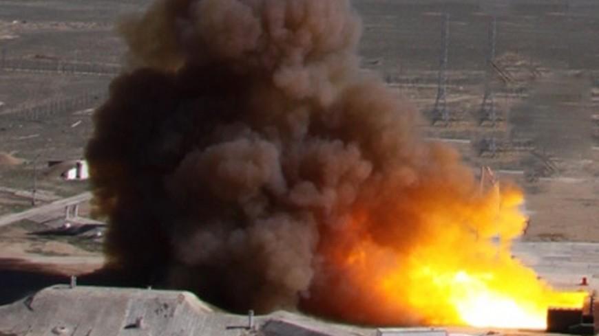 В РФ уничтожили все боеприпасы слюизитом