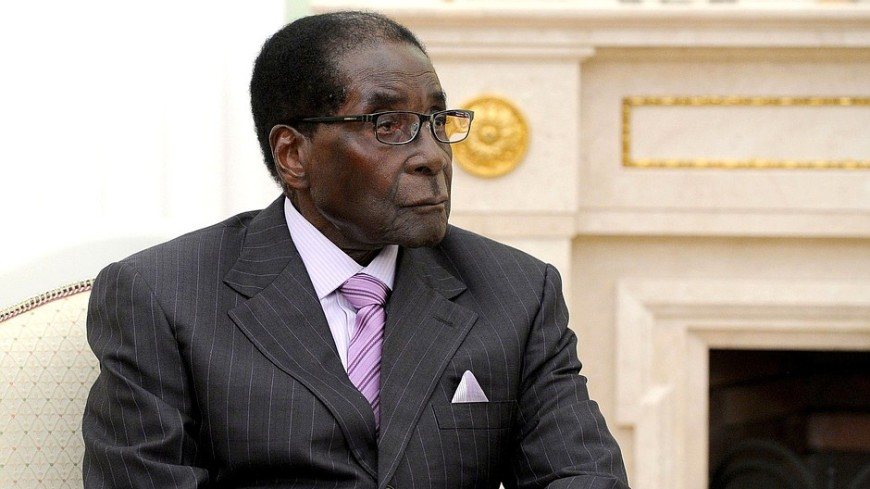 Аэропорт в столице Зимбабве переименуют в честь Мугабе