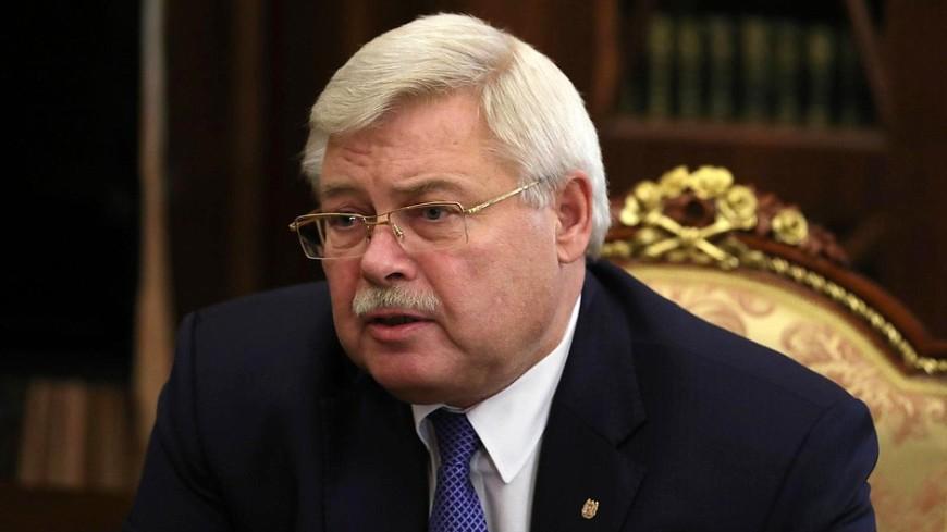 На выборах главы Томской области победил Сергей Жвачкин