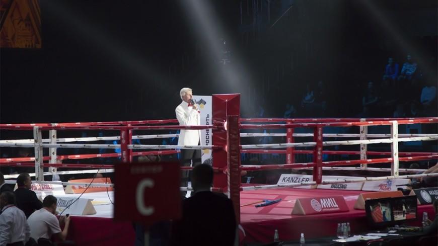 «Боксеры самого высочайшего класса фактически отсутствуют всоставе сборной России»— Кравцов