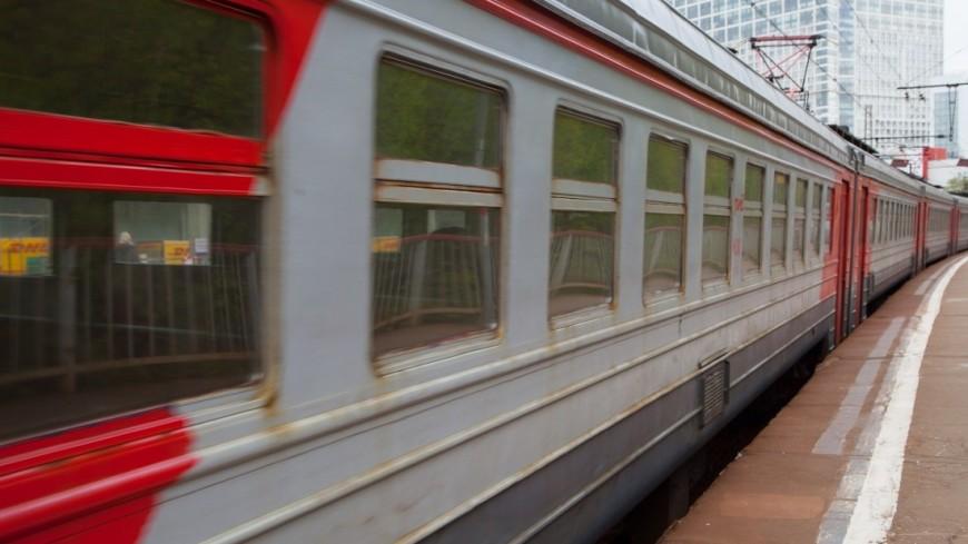 Из-за кражи кабеля наКиевском направлении МЖД нарушилось движение поездов