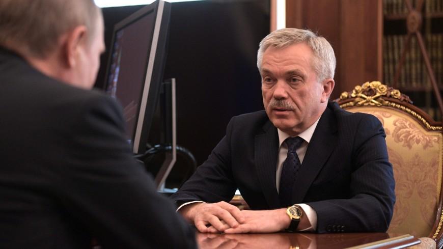 Победу на выборах губернатора Белгородской области одержал единоросс Савченко