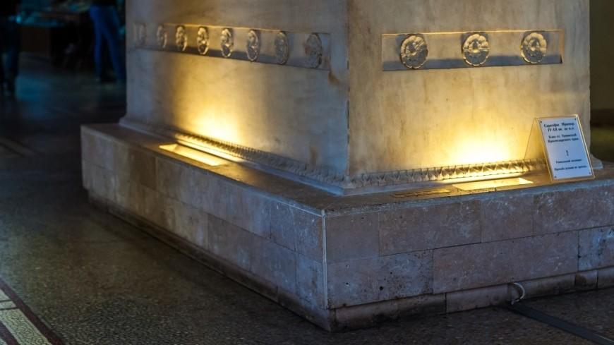 ВЛуксоре найдена гробница торговца золотом времен старинного Египта