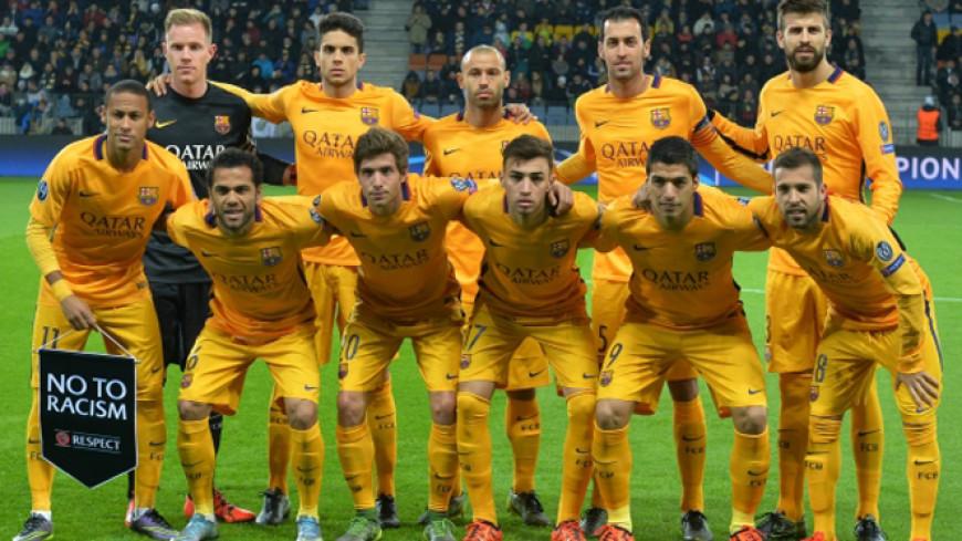 ФК «Барселона» осудил ограничение свобод после обысков в руководстве Каталонии