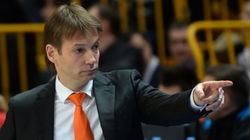 Германец Ланге возглавил дамскую сборную Российской Федерации побаскетболу