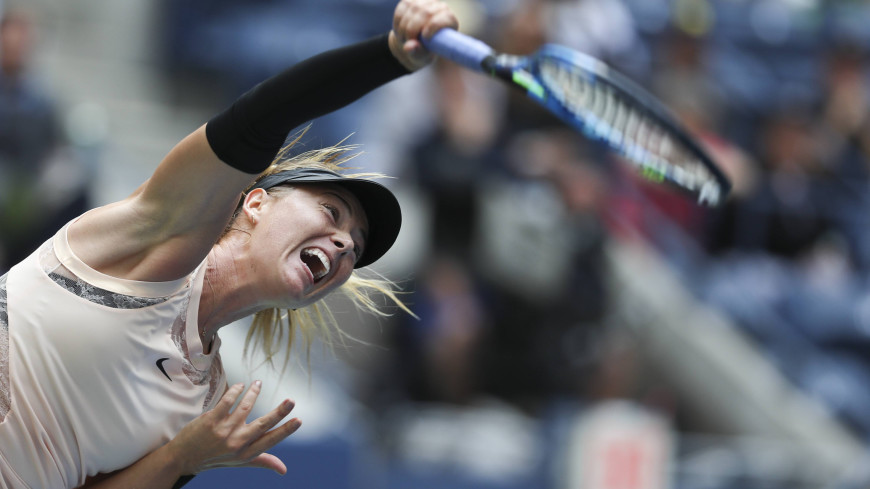 Без кубка, но и без травм: Шарапова покинула US Open