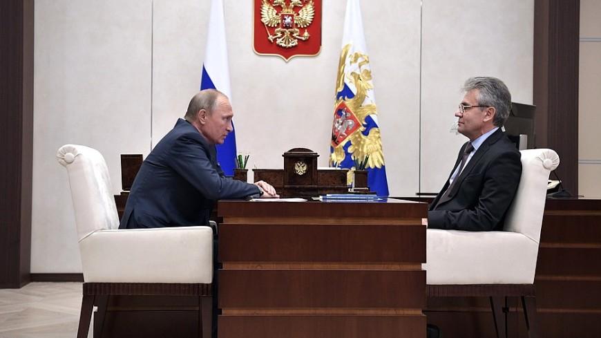 Путин утвердил академика Сергеева напост руководителя РАН