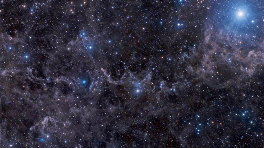 Китайские астрономы открыли две сверхскоростные звезды
