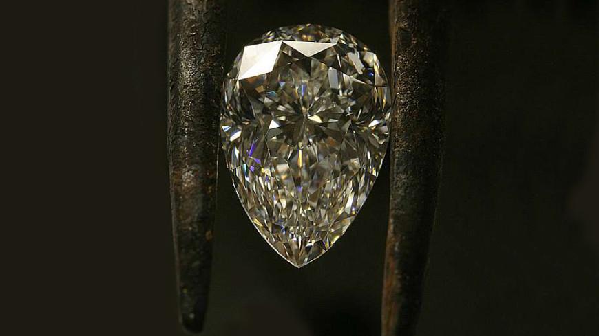 В Канаде за $53 млн продан крупнейший в мире алмаз