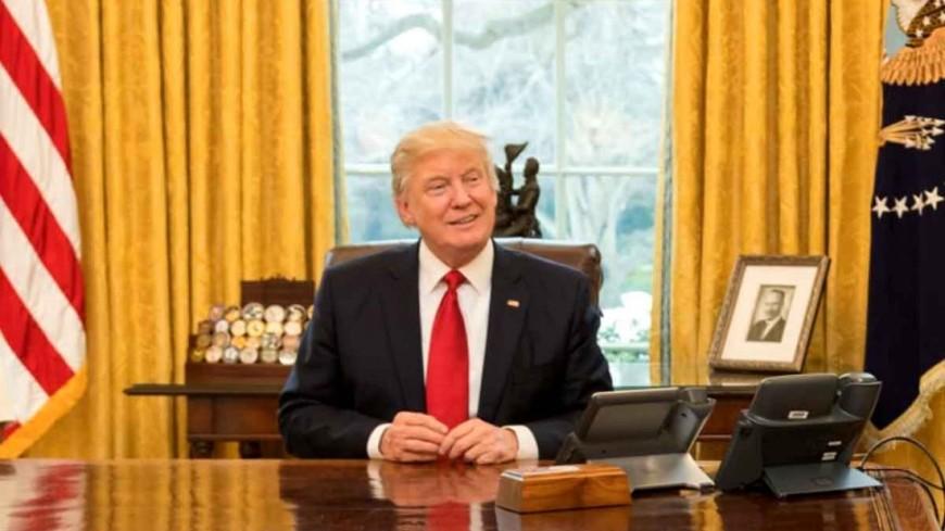 """Фото:  Shealah Craighead, """"Белый Дом США"""":http://whitehouse.gov, дональд трамп"""